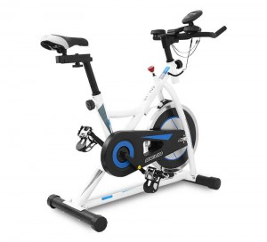 Rower Spinningowy SCUD 705 Biały OUTLET