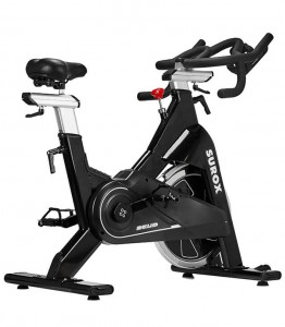 Rower Spiningowy SCUD SUROX Koło 22 kg Outlet