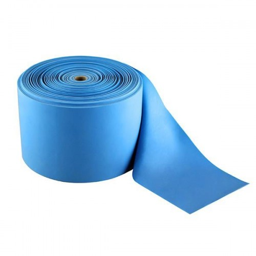 RB01 L. BLUE 0.8 x 150 MM 50M GUMA W ROLCE -25682